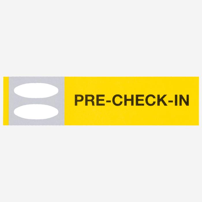 Pre-check-in-Special-Purpose