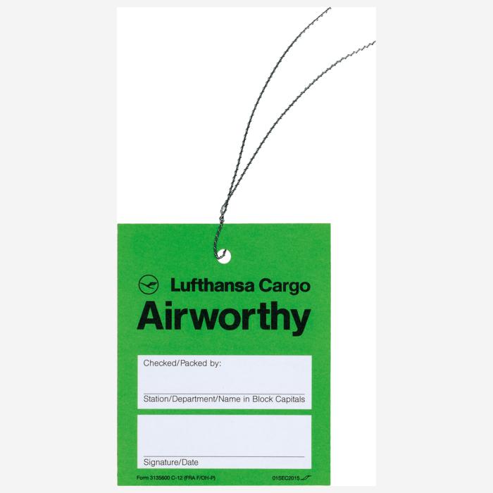 Airworthy-Tag-Special-Purpose