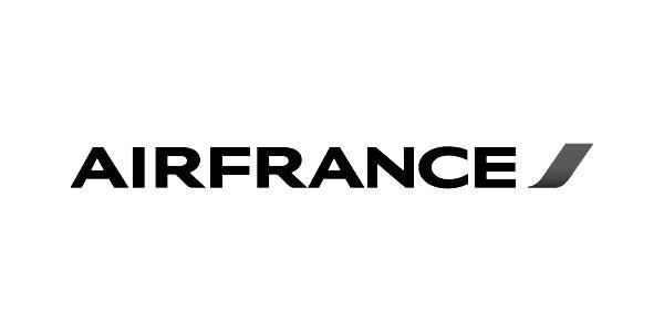 airfrance-blackwhite